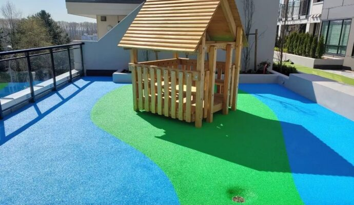 Daytona Beach Safety Surfacing-Playground Safety Surfacing